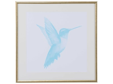 Chelsea House Pastel Hummingbird I Painting