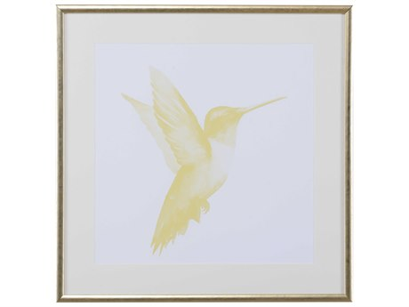 Chelsea House Pastel Hummingbird II Wall Painting