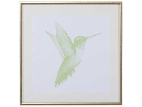 Chelsea House Pastel Hummingbird IV Painting
