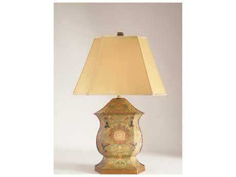 Chelsea House Ellington Antique Green Buffet Lamp
