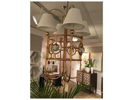 Chelsea House Gold  4-Light Chandelier