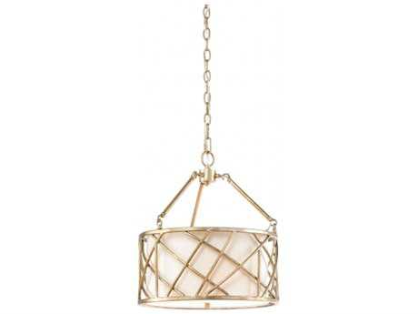 Chelsea House Carthage Three-Light 16'' Wide Pendant Light