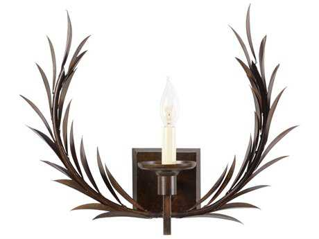 Chelsea House Wheat Bronze Wall Sconce