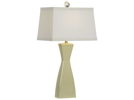 Chelsea House Architectural Cream Buffet Lamp