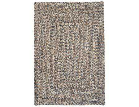 Colonial Mills Corsica Rectangular Lake Blue Area Rug CICC49RGREC