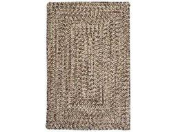 Colonial Mills Corsica Rectangular Weathered Brown Area Rug