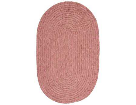Colonial Mills Softex Oval Camerum Check Area Rug