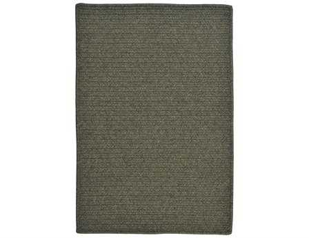 Colonial Mills Courtyard Rectangular Olive Area Rug