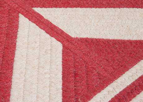 Colonial Mills Sedona Rectangular Red Area Rug