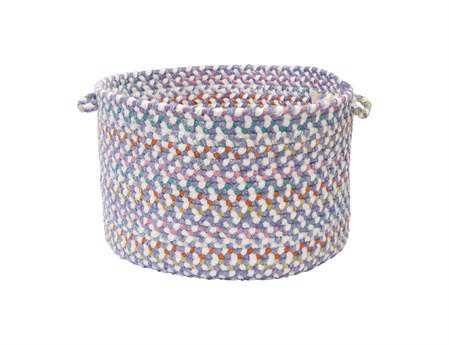 Colonial Mills Color Frenzy Tutu Purple Utility Basket