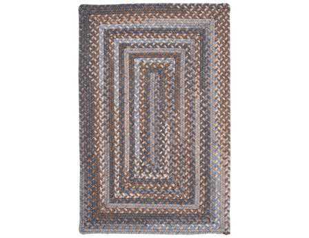 Colonial Mills Gloucester Rectangular Graphite Area Rug