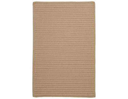 Colonial Mills Simply Home Solid Rectangular Cuban Sand Area Rug