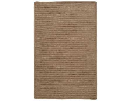 Colonial Mills Simply Home Solid Rectangular Café Tostado Area Rug