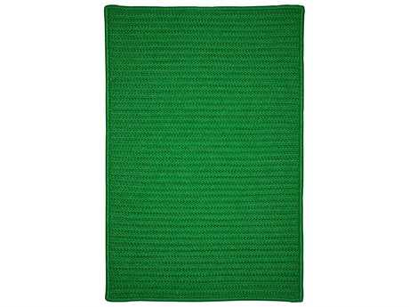 Colonial Mills Simply Home Solid Leaf Green Rectangular / Square Area Rug