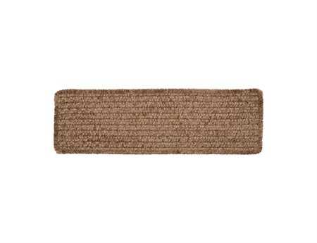 Colonial Mills Simple Chenille Café Tostado Stair Tread (Set of 13)