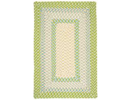 Colonial Mills Montego Rectangular Lime Twist Area Rug