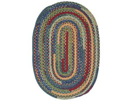 Colonial Mills Market Mix Sea Glass Area Rug