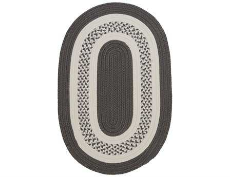 Colonial Mills Crescent Gray Area Rug