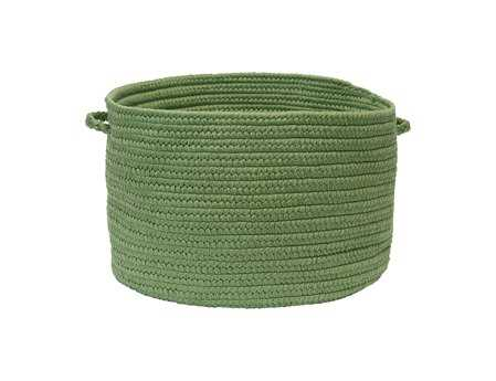 Colonial Mills Crescent Moss Green Utility Basket