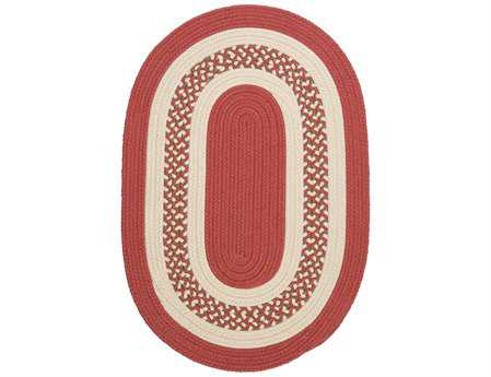 Colonial Mills Crescent Terracotta Area Rug