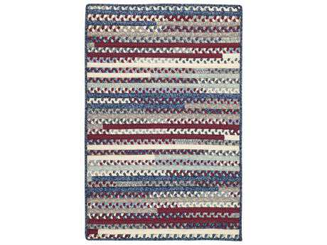 Colonial Mills Olivera Antique Red Rectangular / Square Area Rug