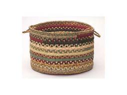 Colonial Mills Olivera Cranberry Blend Utility Basket