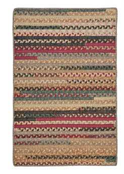 Colonial Mills Olivera Cranberry Blend Area Rug