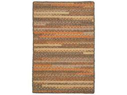 Colonial Mills Print Party Rusted Vine Area Rug
