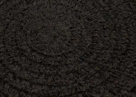Colonial Mills Spring Meadow Oval Black Area Rug