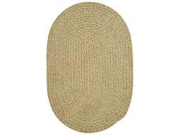 Colonial Mills Spring Meadow Oval Sprout Green Area Rug