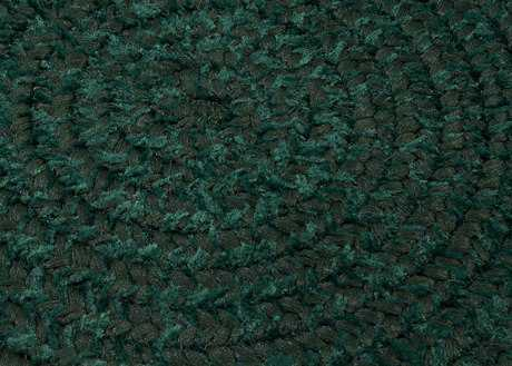 Colonial Mills Spring Meadow Oval Dark Green Area Rug