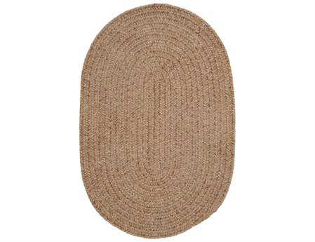 Colonial Mills Spring Meadow Oval Sand Bar Area Rug