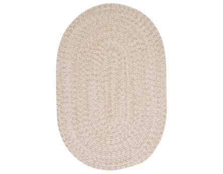 Colonial Mills Tremont Oval Natural Area Rug