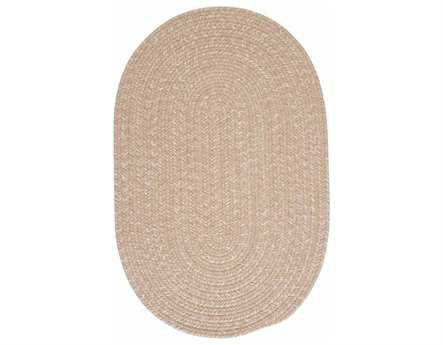 Colonial Mills Tremont Oval Oatmeal Area Rug