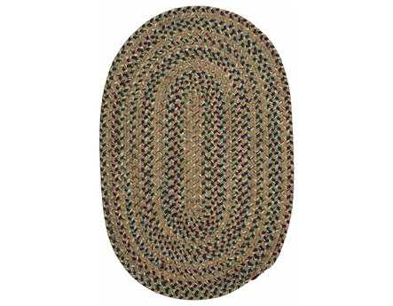 Colonial Mills Twilight Oval Palm Area Rug