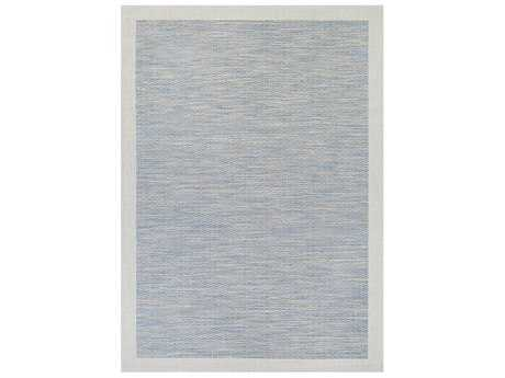 Couristan Tides Riverhead Rectangular Blue & Grey Area Rug