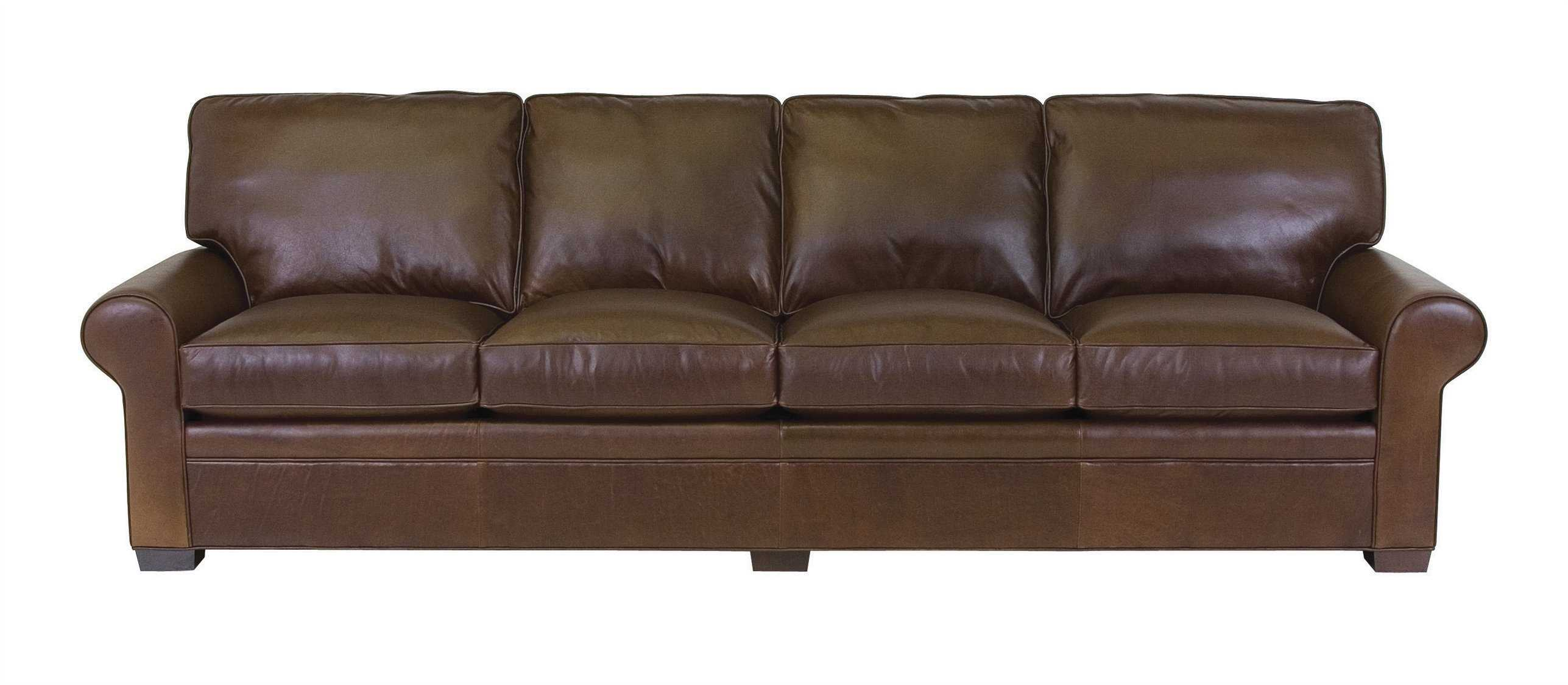 High Quality Classic Leather Library Sofa Classic Leather Library Sofa