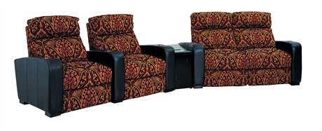 Classic Leather Home Theatre Theater Seating
