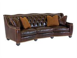 Classic Leather Chelsea Tight-Back Sofa