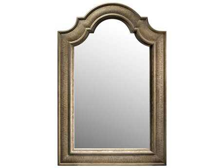 Curations Limited Trento Natural Oak Mirror