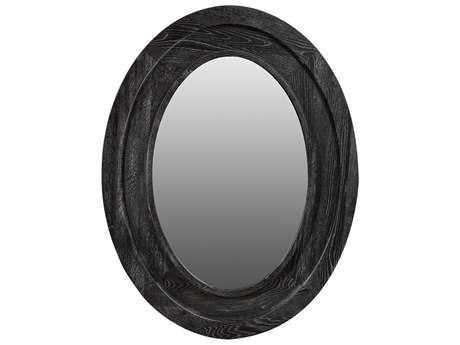 Curations Limited Olmetta Vintage Black Mirror