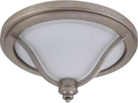 Craftmade Jeremiah Gabriella Athenian Obol Three-Light 16.54'' Wide Flush Mount Ceiling Light