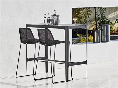 Cane Line Outdoor Cut Aluminum Dining Set PatioLiving