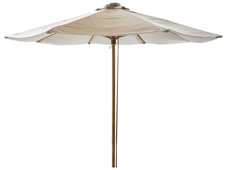 Cane Line Outdoor Classic Mud Umbrella
