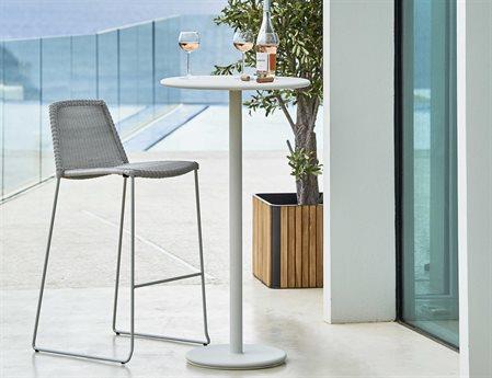 Cane Line Outdoor Aluminum Dining Set