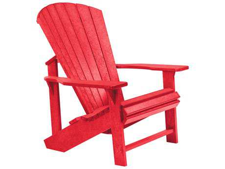 C.R. Plastic Generation Arm Lounge Chair