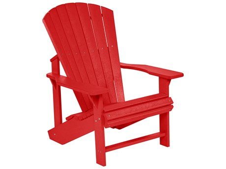 C.R. Plastic Generation Recycled Plastic Arm Lounge Chair PatioLiving