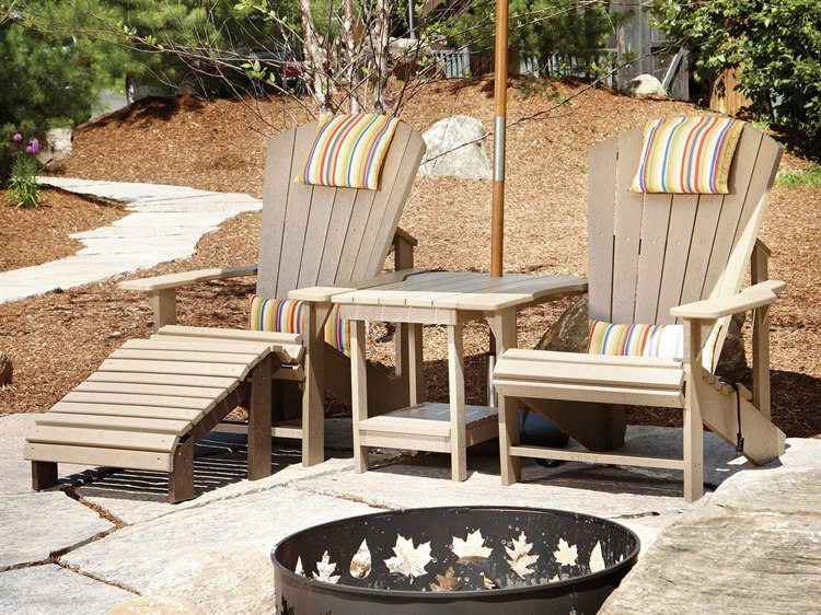 C.R. Plastic Generation Lounge Set PatioLiving