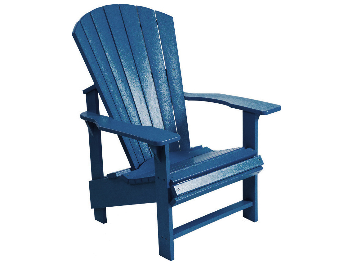 Canadian Recycled Plastic Products Adirondack Chairs
