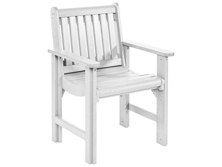 C.R. Plastic Generation Recycled Plastic Dining Chair PatioLiving